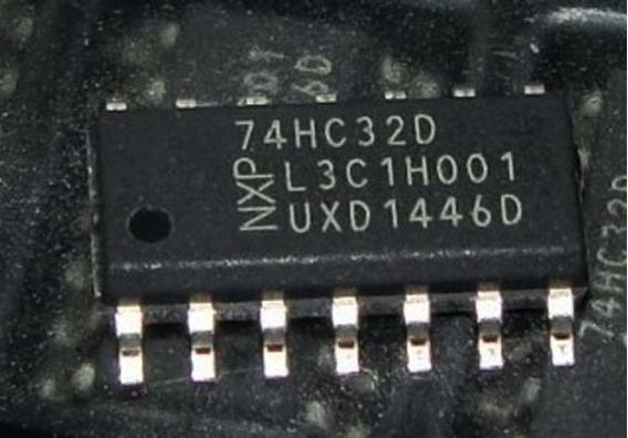 Circuito integrado de CMOS de 4071B DIP-14