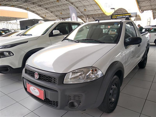 Fiat Strada 1.4 Mpi Hard Working Cs 8v Flex 2p Manual 2017/2
