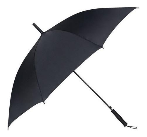 Paraguas Mor Apertura Automatica 120cm Negro