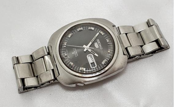 Relógio Masculino Seiko Automático Aço Original