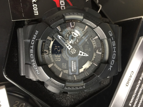 Relógio Militar Casio G-shock Ga 110 Original Japan