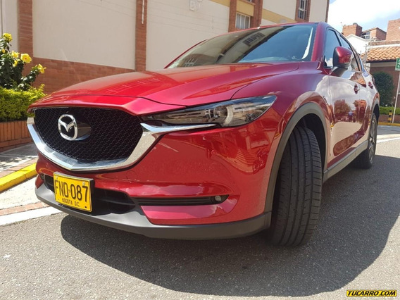 Mazda Cx5 Grand Touring Lx- Awd Tope Gama