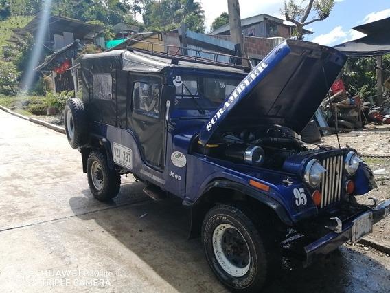 Jeep Cj Cj 6 Diésel Publico