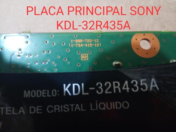 Placa Principal Sony Kdl32r435a