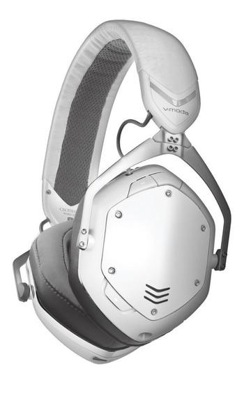 Audífonos V-moda Crossfade 2 Wireless Bluetooth Color Blanco