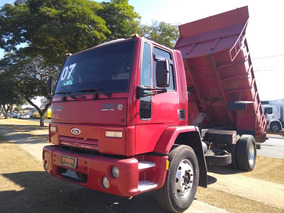 Ford Cargo 1317 Basculante Caçamba 1517 Mb 1620 Vw 15180