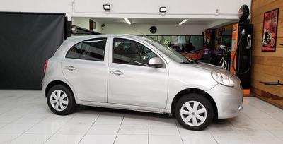 Nissan - March 1.0 S / Estado De Novo 2012