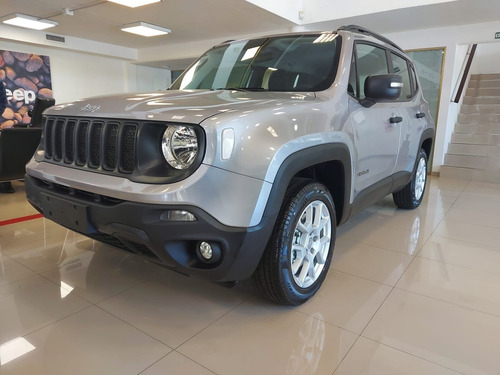 Jeep Renegade 1.8 Sport At Plus