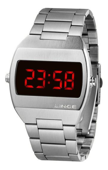 Relógio Masculino Lince Mdm4620l Vxsx Barato Nota Fiscal