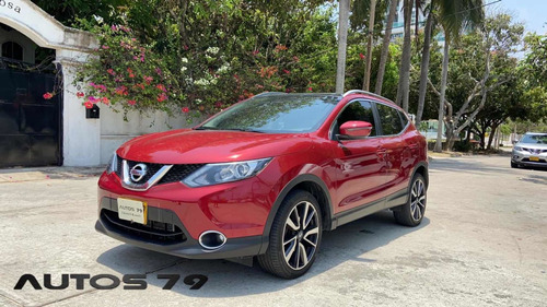 Nissan Qashqai 2017 2.0 Exclusive