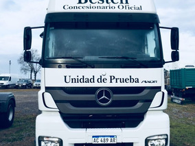 Mercedes Benz Axor 2036 S/36 Cd T Elevado 2019