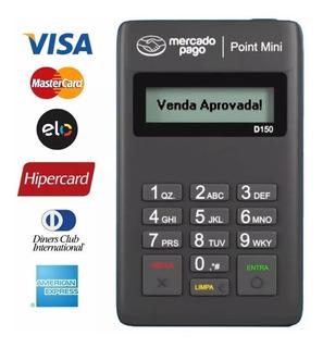 Máquina Do Mercado Pago App Grátis Venda Seguro Maquininha