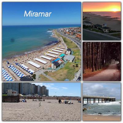 Alquiler Verano 2019 Miramar Gral. Alvarado Costa Atlántica