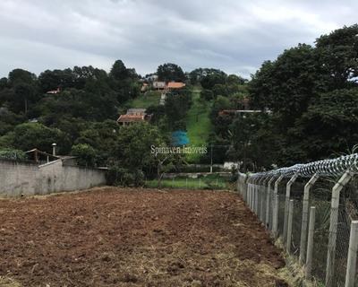 Terreno Pronto Para Construir Em Atibaia - Sp - Excelente Acesso - Te00506