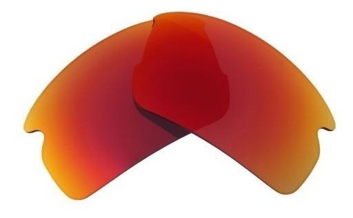 Lentes Rubi Red P/ Flak 2.0 Frete Gratis Aproveite Promoção
