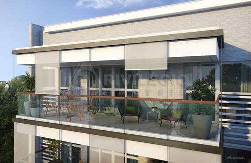 Imagem 1 de 1 de Apartamento À Venda, 3 Quartos, 1 Suíte, 2 Vagas, Botafogo - Rio De Janeiro/rj - 10106