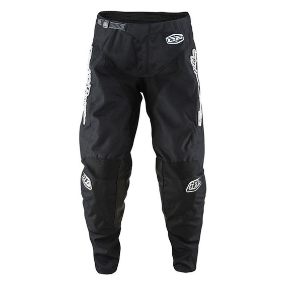 Motocross Pantalon Troy Lee Gp Air Mono Negro/ Lavalle Motos