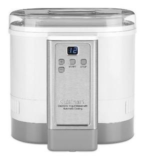 Yogurtera Con Refrigeración Automática Cuisinart Cym-100