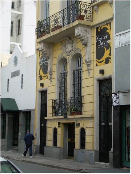 Petit Hotel En San Telmo - Parque Lezama