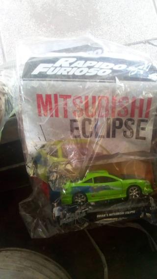 Auto De La Nación Coleccion Rapido Y Furioso