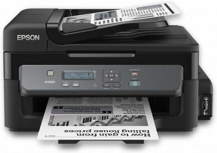 Impressora Multifuncional Epson M200 Ecotank Workforce Nova