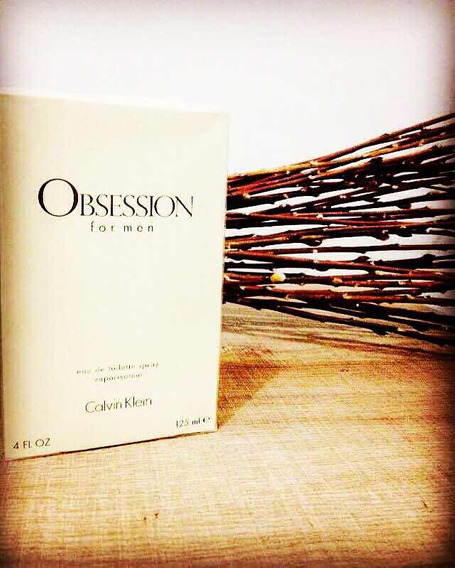 Obsession - Calvin Klein - Masculino - Edt - 125ml
