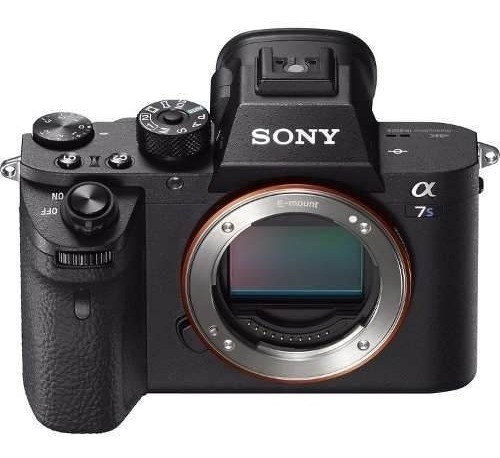 Camera Digital Sony A7s Ii (mark Ii) Mirrorless Profissional