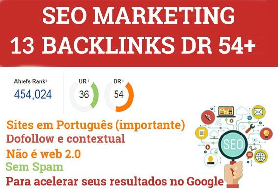 Comprar Backlinks Brasil 13 Dr 54+ Babri Backlinks Online