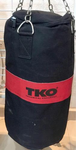 Saco Para Golpear Boxeo Pequeño (oferta)sin Relleno Sy Co10