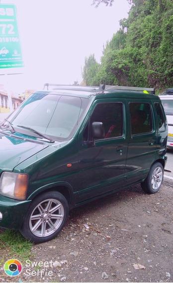 Vendo Wagon R Mod 2000