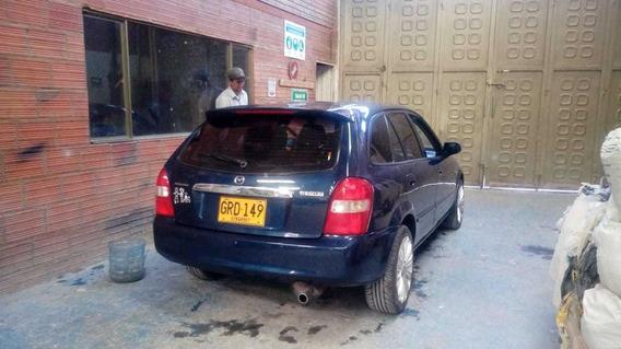 Mazda Allegro Allegro Hb