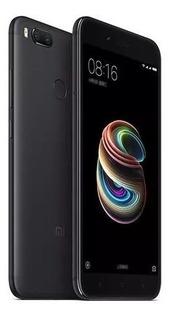 Smartphone Redmi Xiaomi Mi A1 64gb 4gb Preto Lacrado Novo