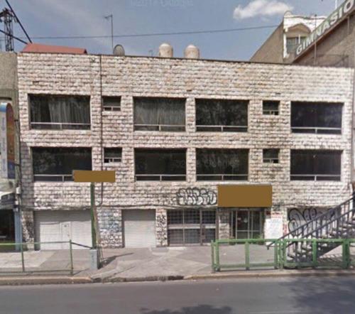 Imagen 1 de 1 de Extraordinario Edificio Comercial Y Habitacional En Venta