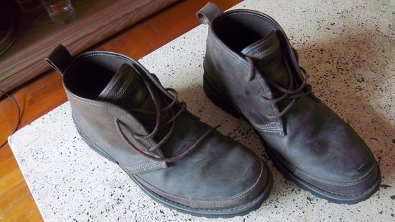 Zapato Bota Borcego Timberland Original Cuero Impecables