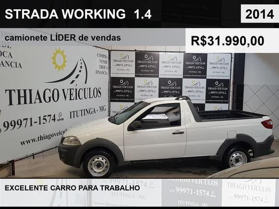Fiat Strada 1.4 Working Flex 2p 2014
