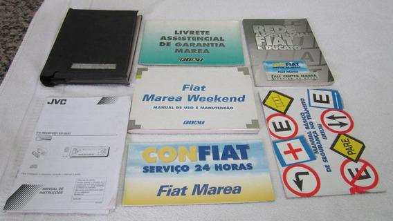 Manual Marea Weekend Ano 2000
