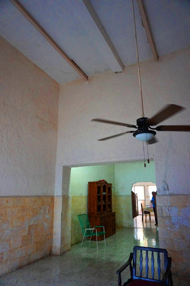 Casa Estilo Colonial En El Centro Histórico De Mérida