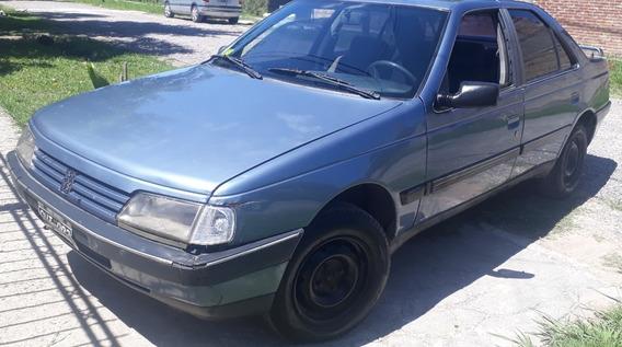 Peugeot 405 Año 1992 Sedán Nafta/gnc