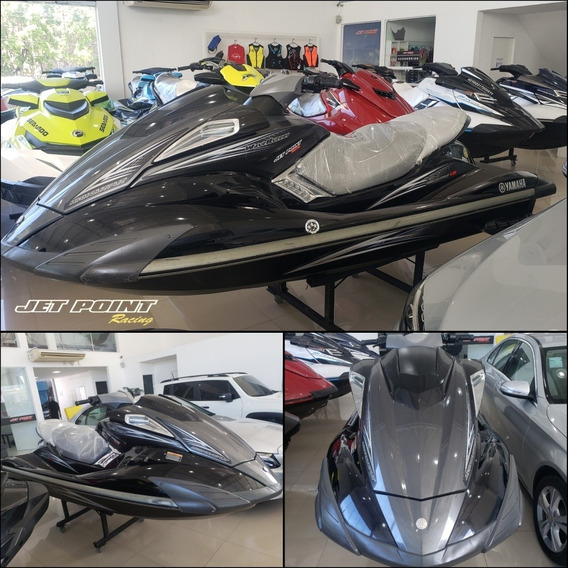Yamaha Fx 1.8 Ho Top