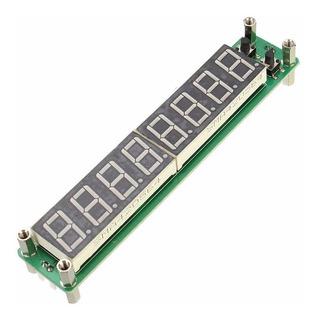 Medidor Digital De Frecuencia 100 Khz A 1.2 Ghz 8 Digitos