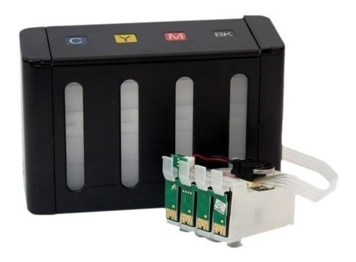 Sistema De Tinta Continua Tipo Original Para Impresora Epson