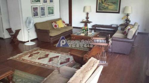 Apartamento À Venda, 4 Quartos, 1 Suíte, 1 Vaga, Ipanema - Rio De Janeiro/rj - 7368