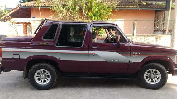 Chevrolet D-20 2 Portas
