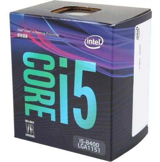 Processador Intel Core I5-8400 2.8 Ghz (turbo) Lga 1151 9mb