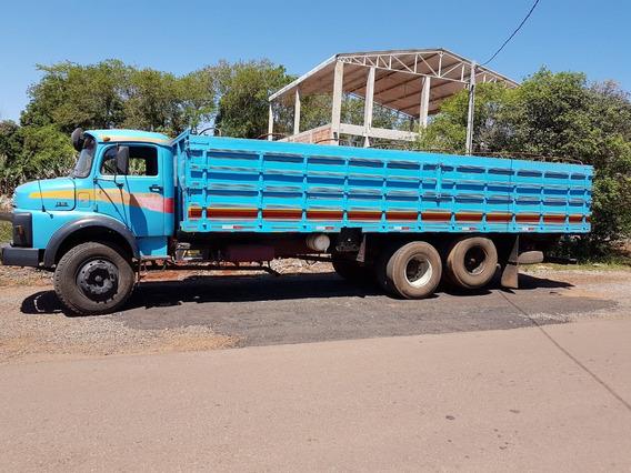 Caminhão Mb 1316 Carroceria