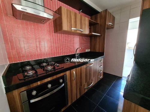 Apartamento Com 2 Dormitórios À Venda, 63 M² Por R$ 315.000,00 - Picanco - Guarulhos/sp - Ap0931