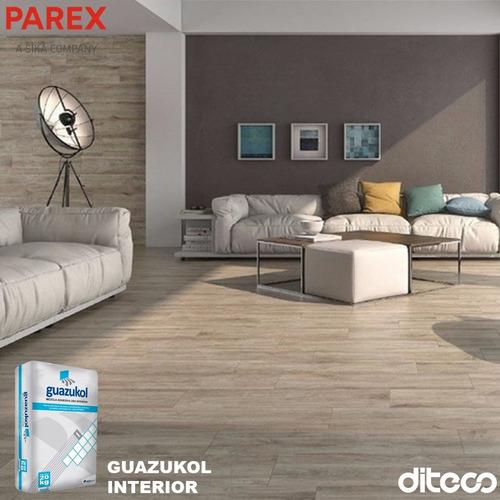 Imagen 1 de 3 de Guazukol Adhesivo Cerámico Interno 20kg