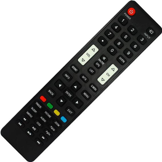 Controle Tv Semp Toshiba Ct6710 Ct48l2400 Ct40l2400