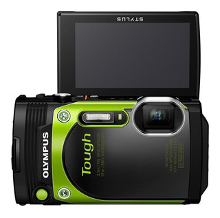 Camara Digital Olympus Tg870 Tough Sumergible 15 Waterproof