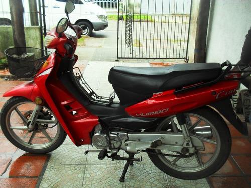 Moto Yumbo C110